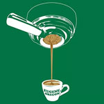 "Equator Coffee ""Perfect Espresso"" T-Shirt"